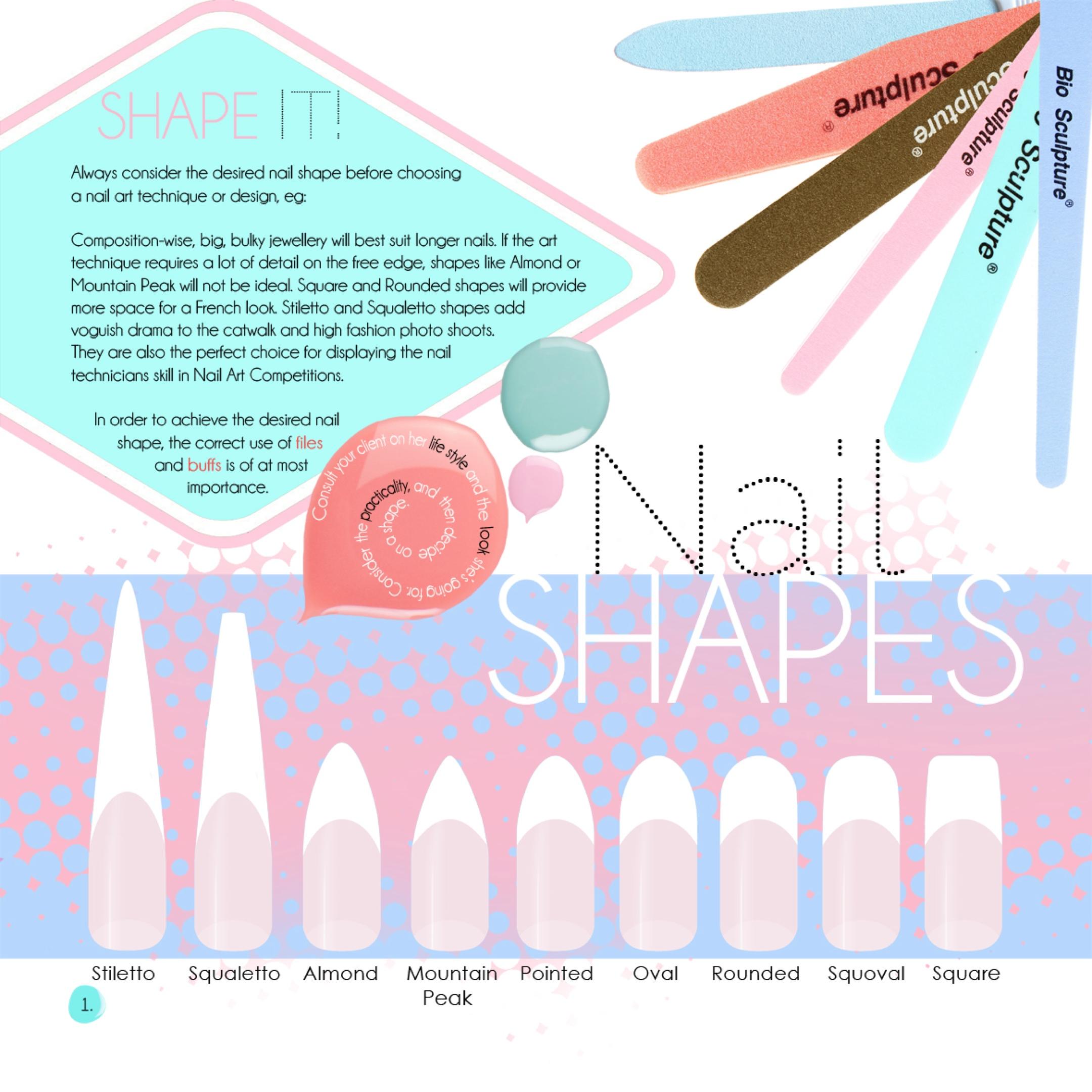 Bio Sculpture Gel Nail Art Colour Skintone Consulting Your Client Manual
